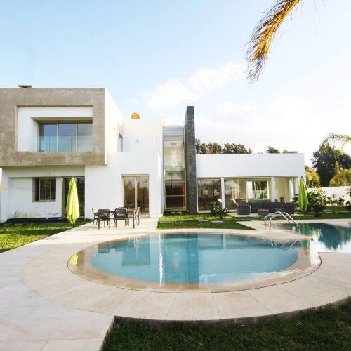 Villa B