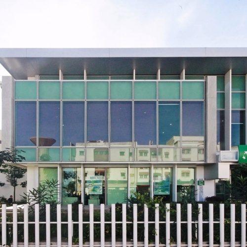 Agences bancaires BMCI