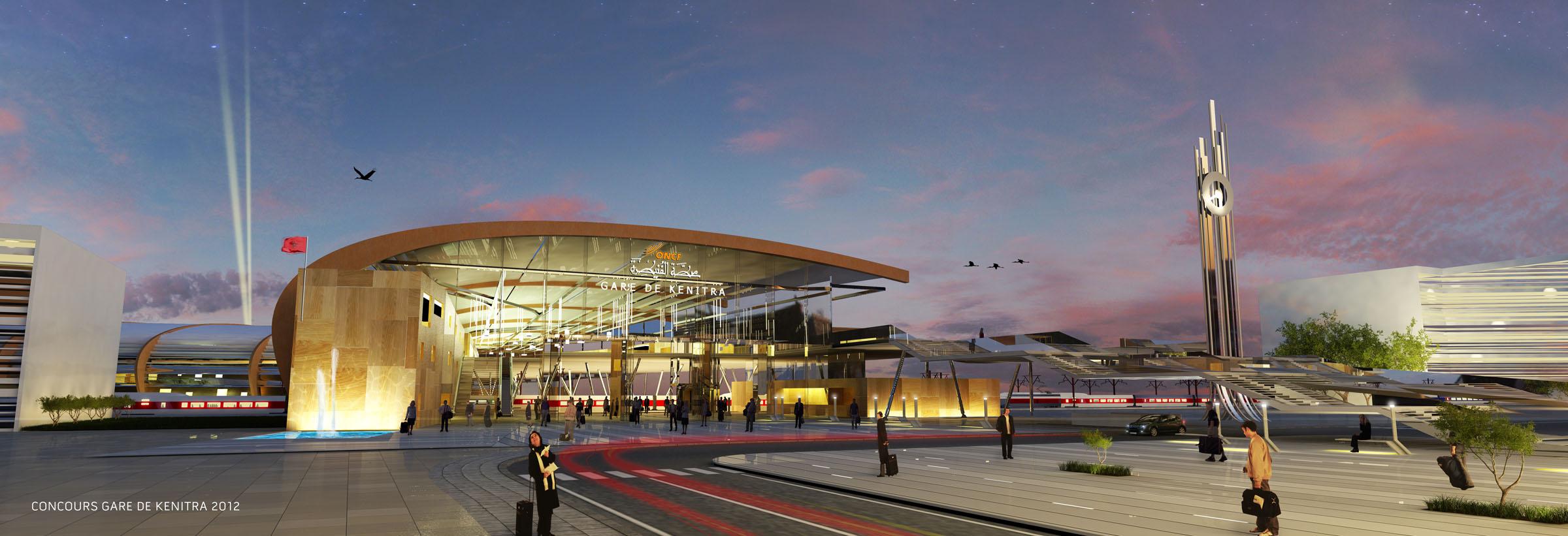 Gare de Kenitra