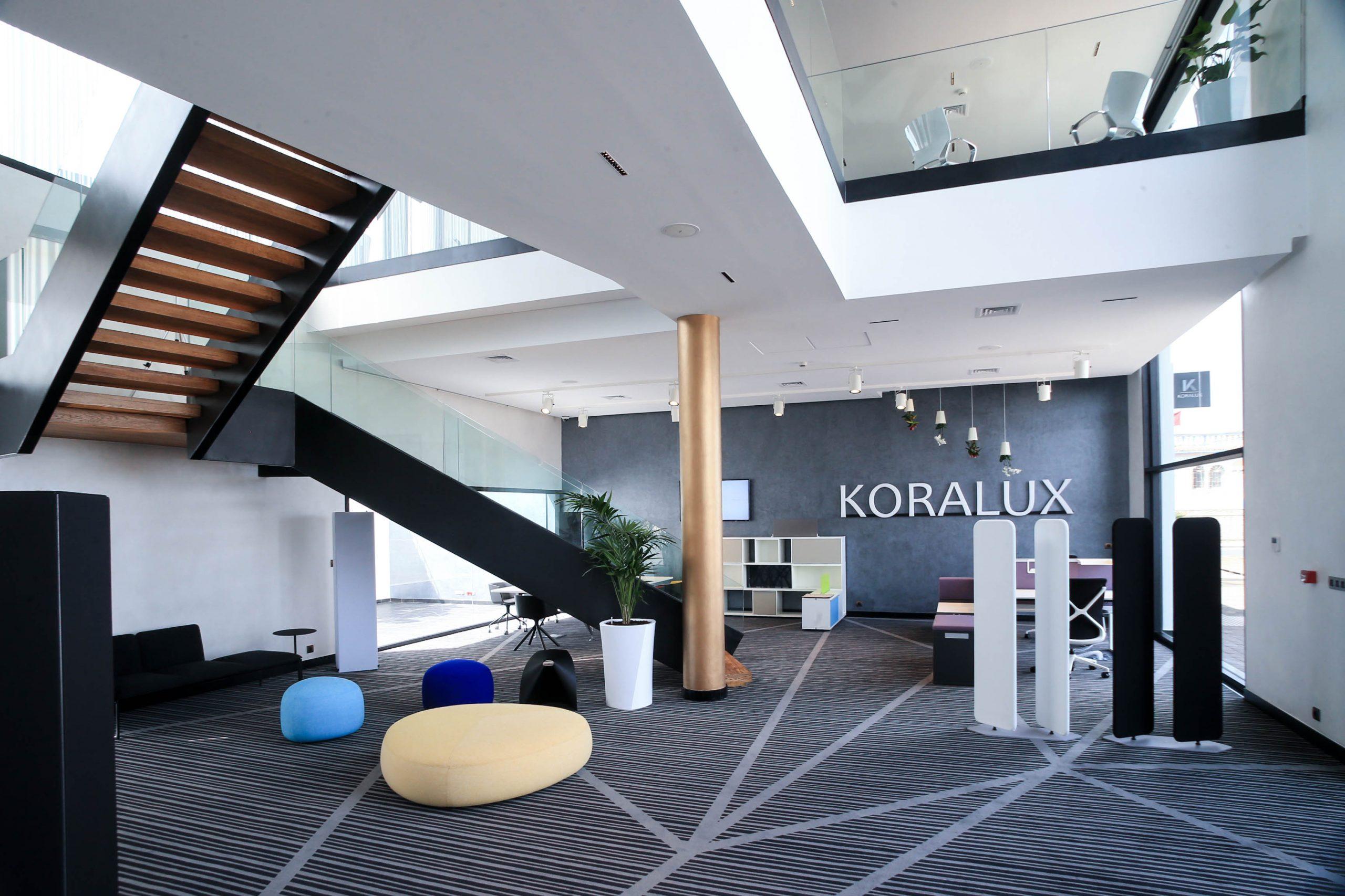 Show room KORALUX