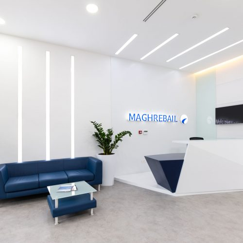 Agences commerciale MAGHREBAIL