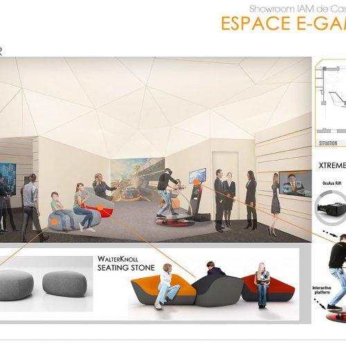 Showroom Technologique Casa